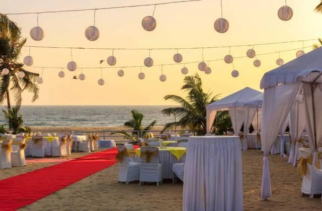 Spiaggia private per cerimonie a Rimini