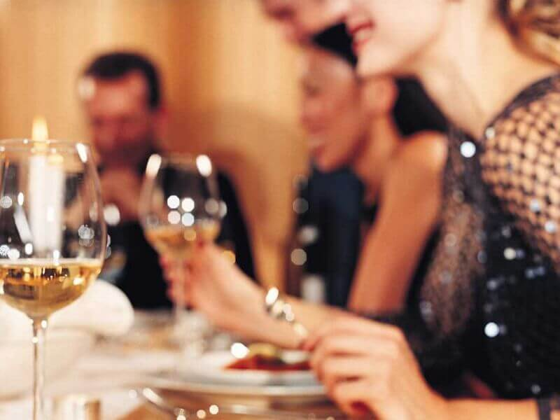 Cena Aziendale in hotel 4 stelle a Rimini