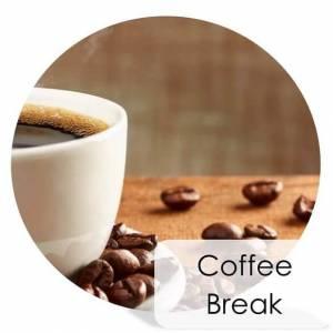 Coffee Break organizzati nella sala ristorante in hotel a Rimini