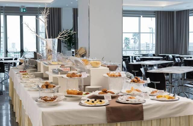 colazione hotel rimini
