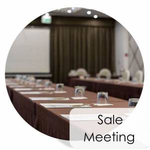 Sale meeting dell'Hotel Continental di Rimini