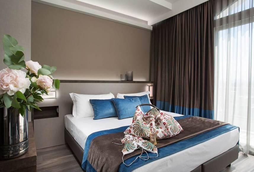 Camere Deluxe Hotel Continental Rimini