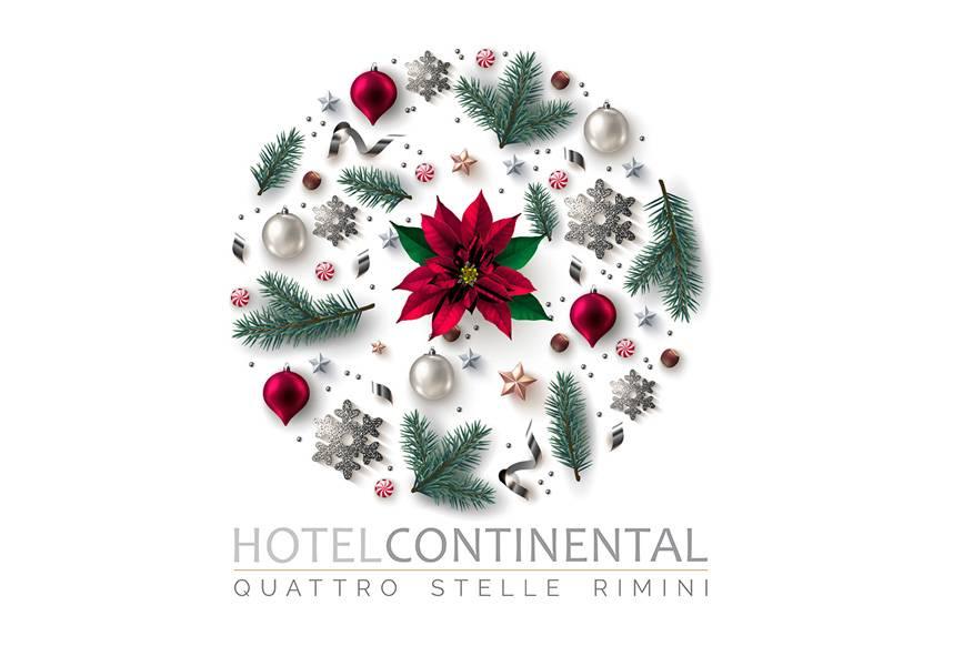 Cena degli auguri 2019 a Rimini all'Hotel Continental
