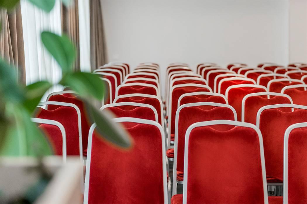 Sala teatro Galli - Allestimento da 220 persone