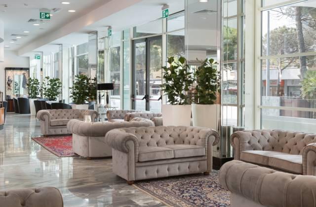 ospitalità hotel rimini 4 stelle